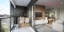Apartamento à venda com 2 dormitórios em Seminário, Curitiba cod:AP37218