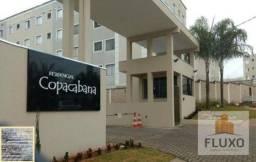 Apartamento com 2 dormitórios à venda, 47 m² por - Jardim Terra Branca - Bauru/SP