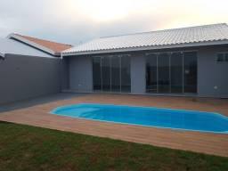 Casa em Porto Rico com 3 Quartos e Piscina