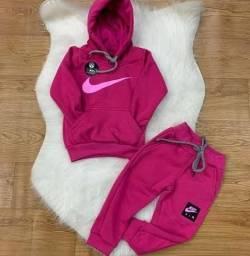 Conjunto Nike moletom