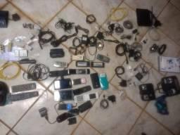 Lote de eletronicos