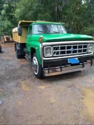 Vendo caminhão ford caçamba f.11.000 ano 82 - 1982