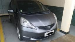 Honda fit ex 1.5 automático modelo 2012 - 2012