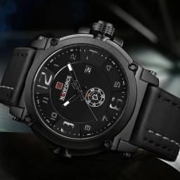 Relógio Masculino Naviforce 9099 Militar Esportivo Premium<br><br>