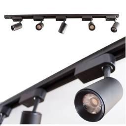 Luminária trilho eletrificado - Pirilamps luminárias