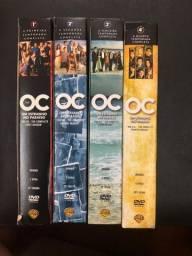 Coleção DVD?s: The O.C - Um Estanho no Paraíso (1ª a 4ª temporadas)