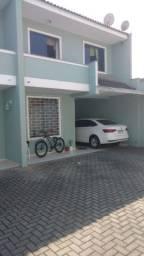 T-SO0533-Sobrado com 3 quartos, 90 m², à venda por R$ 360.000 Umbará - Curitiba/PR