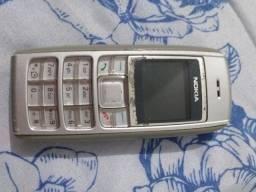 Celular Nokia Antigo para retirada de peças
