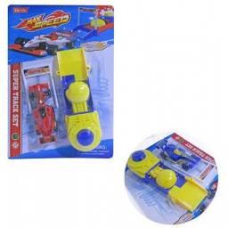 Brinquedo carro com lançador