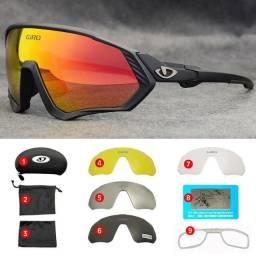 Óculos Giro - 5 Lentes