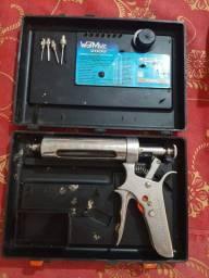Pistola De Vacinação / Seringa Veterinária Walmur 3000