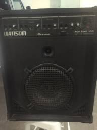 Caixa de Som Watson Pop Line 200