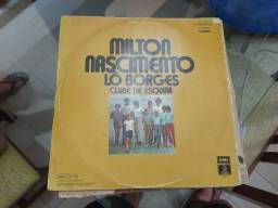 LP Milton Nascimento - Clube da Esquina
