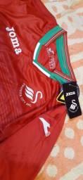 Camisa time Swansea City