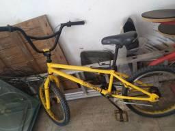 Bicicleta pro x! Pouco usada
