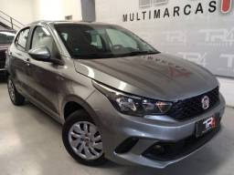 IPVA 2021 Quitado!! Fiat Argo Drive 1.0 C/ Multimídia Ano 2019