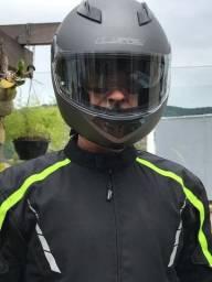 Capacete Motociclismo LS2 Nível de Segurança Sharp.uk 4/5