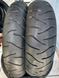 Par de pneu Michelin ANAkEE 3 BMW 1200 thyumph Tiger 1200