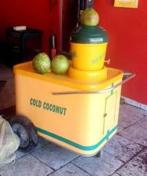 Gela coco