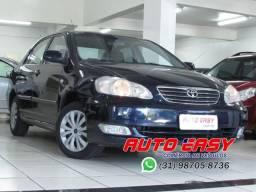 Toyota Corolla XLI 1.6 Aut. C/Couro!