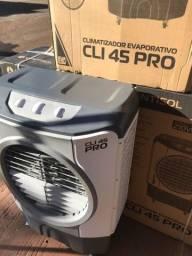 Climatizadores Pro 45, 70 e 100 litros