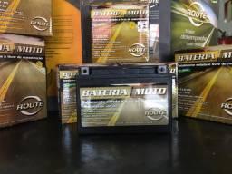 Bateria p/ Motos marca Route (Apartir de R$ 135 reais)