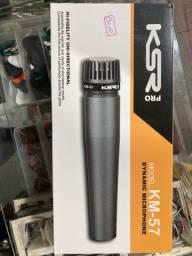 Microfone dinâmico KSR KM-57
