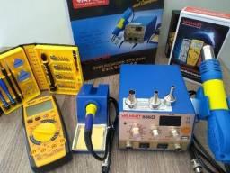 Busco Equipamentos para manutenção de celular