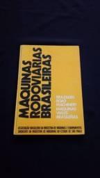 Livro da época da ditadura militar falando de máquinas do Brasil