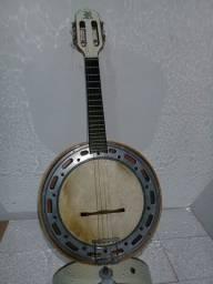 Título do anúncio: Banjo branco