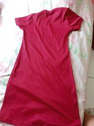 Título do anúncio: Vestido Vermelho G