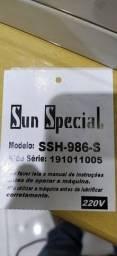 Título do anúncio: Maquina de corte frio Sun Special Modelo SSH 986 S( aceito moto ou carro )