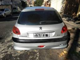 Título do anúncio: Peugeot 206 1.4, 2008.