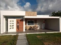 Casa com 3 quartos à venda, 150 m² por R$ 410.000 - Porto de Sauipe - Entre Rios/BA