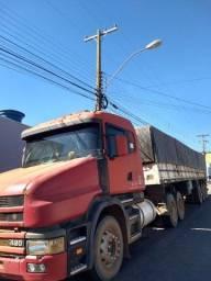 Scania bicudo 124 420