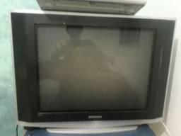 TV tubo 29 polegadas  com conversor.sem controle  remoto,  250 reais.