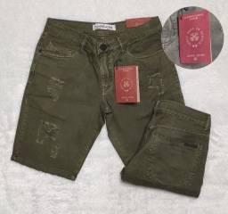 Título do anúncio: Bermudas John John de Jeans
