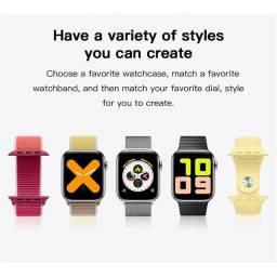 Smartwatch X7 Top de Linha Completo (Preto)
