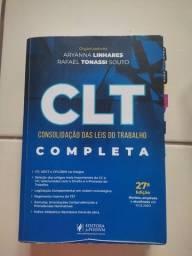 Título do anúncio: CLT trabalhista - 27 edição -