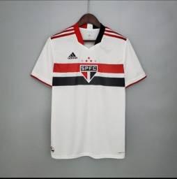 Camisa do São Paulo oficial 2021 2022