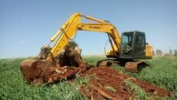 Título do anúncio: Escavadeira Hidráulica 140 LC-7 2012