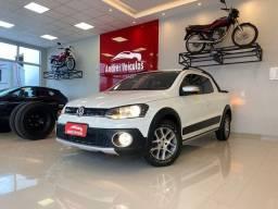 Título do anúncio: Volkswagen Saveiro Cross 1.6 CD Flex Completa 2016