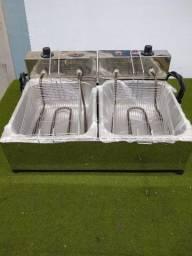 Título do anúncio: Fritadeira elétrica 10 litros