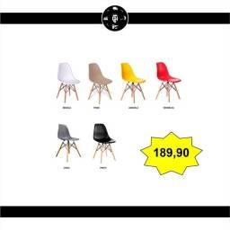 Título do anúncio: Cadeira Nova Várias Cores