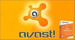 Avast + licença
