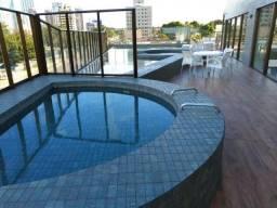 Título do anúncio: Lindo Flat - Hotel Ilusion - 10° andar - Localização Excepcional - Ponta Negra