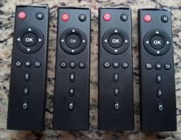 Título do anúncio: CONTROLE TV BOX TX2 TX3 TX5 TX6 TX9