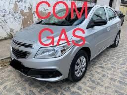 Onix 2016 lt 1.0 101000km c/ gas g5