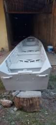 Título do anúncio: Canoa de alumínio  borda alta