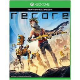 Recore Xbox one semi novo.